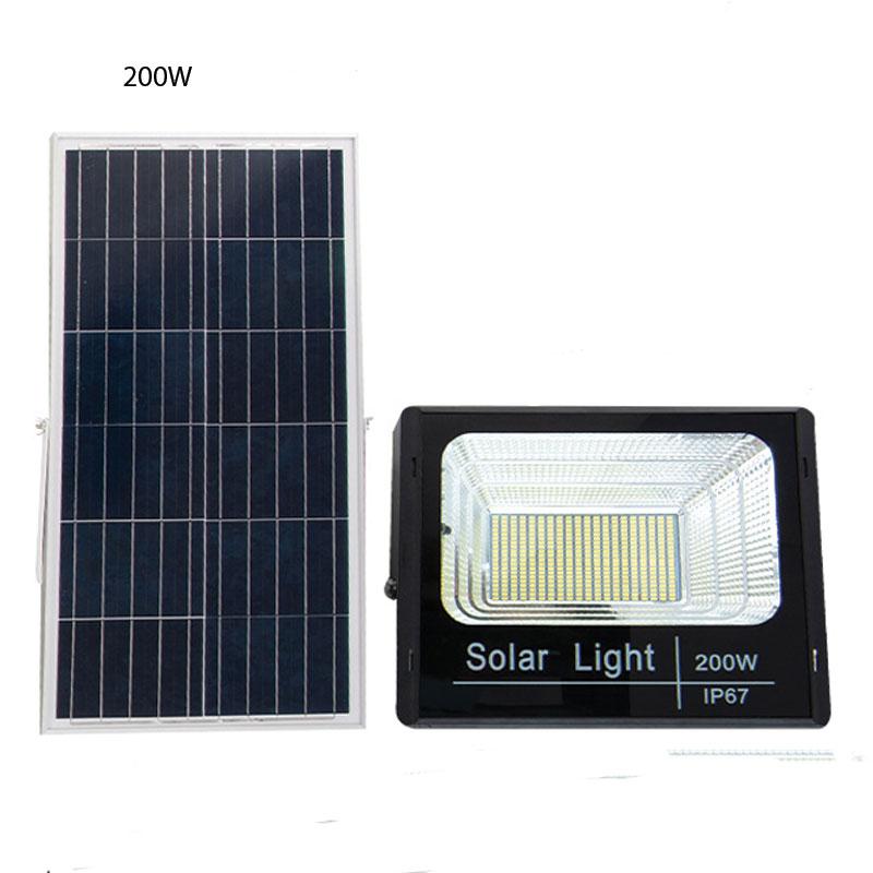 Đèn Năng Lượng Mặt Trời 200W NLP-200W