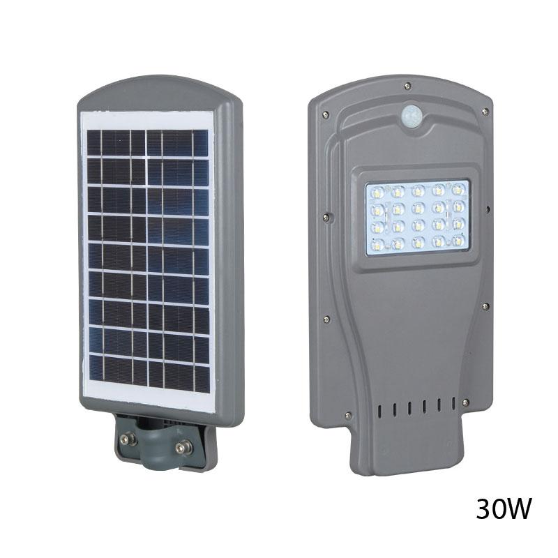 Đèn Năng Lượng Mặt Trời 30W NLLT-30W