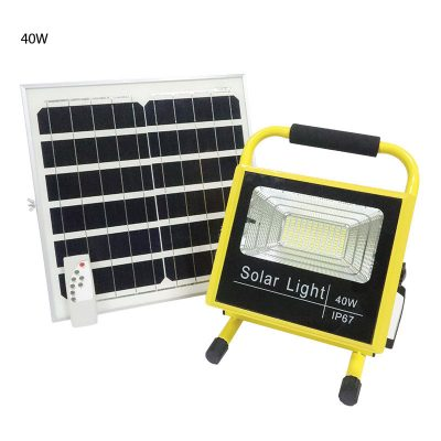 Đèn Năng Lượng Mặt Trời 40W NLPXT-40w