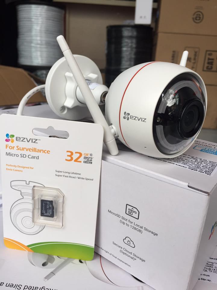 hình ảnh thực tế Camera Ezviz C3W