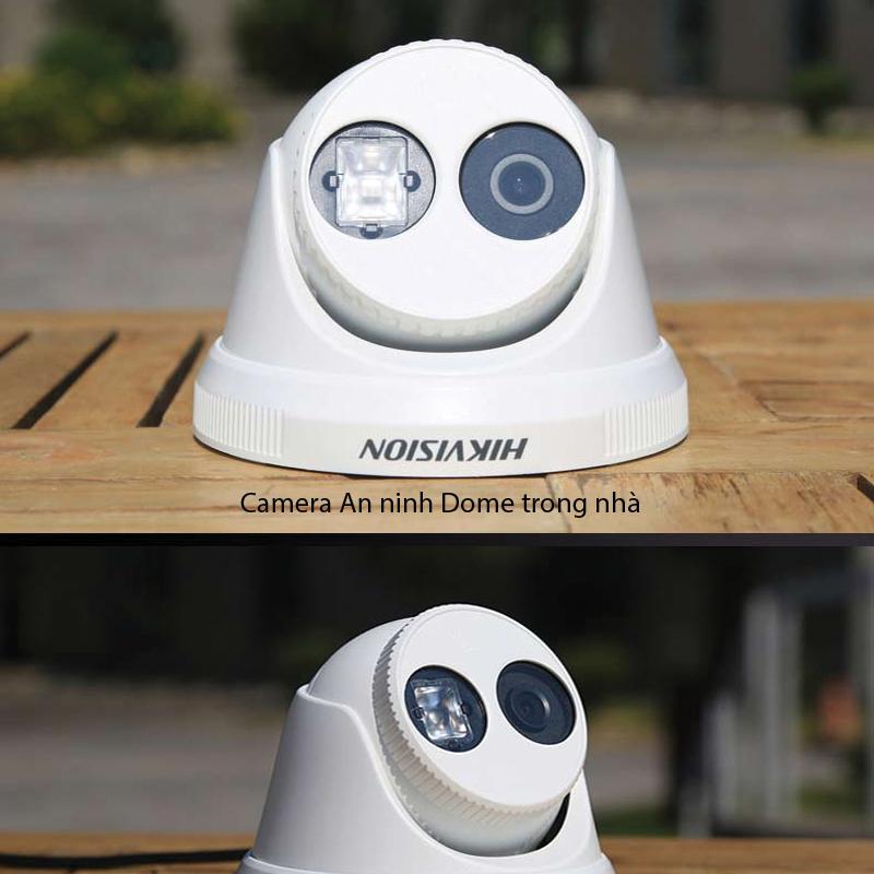 Camera An ninh Dome trong nhà