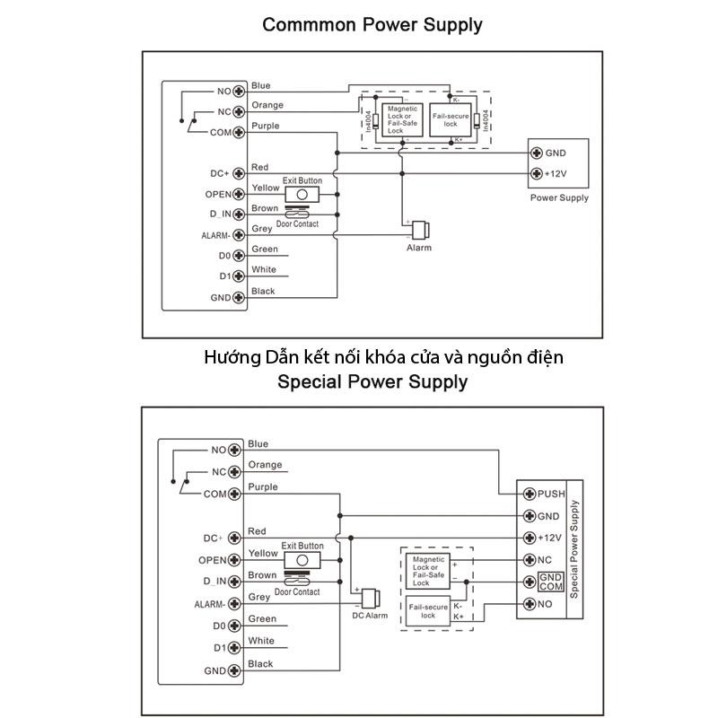 sơ đồ kết nối hướng dẫn sử dụng sf200